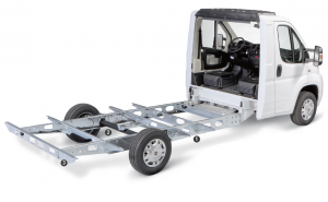 FIAT ALKO motorhome chassis
